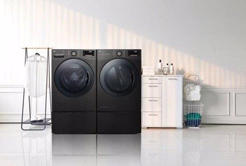 Lavadora y secadora TWINWash de LG