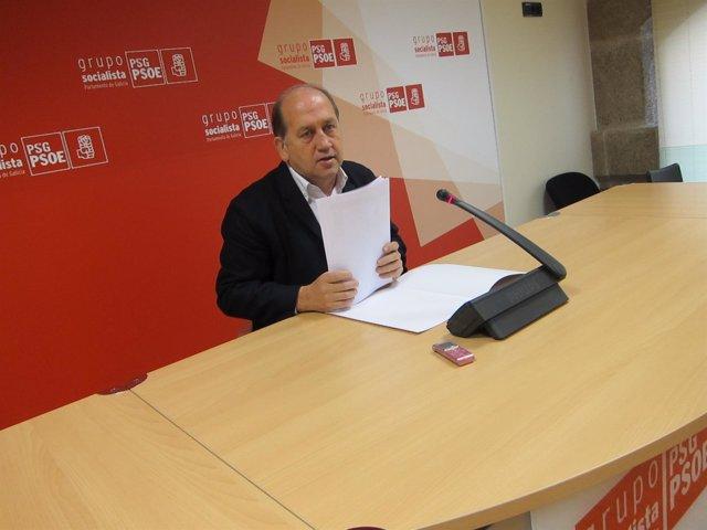 Xoaquín Fernández Leiceaga (PSdeG)