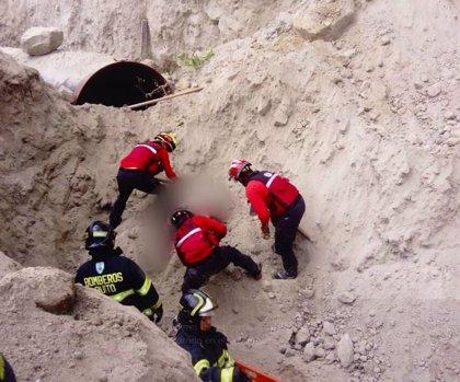 Mueren cuatro personas por un deslizamiento de tierra en Ecuador