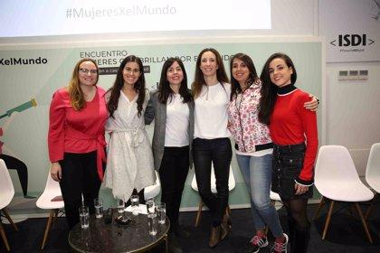 Iberdrola reúne a mujeres de éxito españolas que vuelven a casa por Navidad en 'Gente Que Brilla'