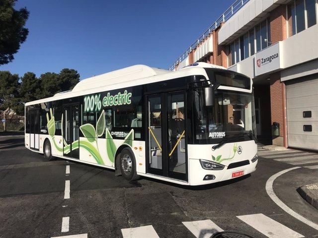 Autobús eléctrico Alfabus