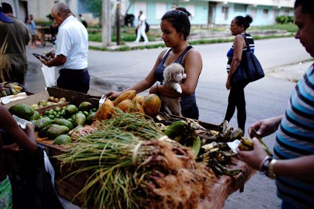 Mercado de La Habana
