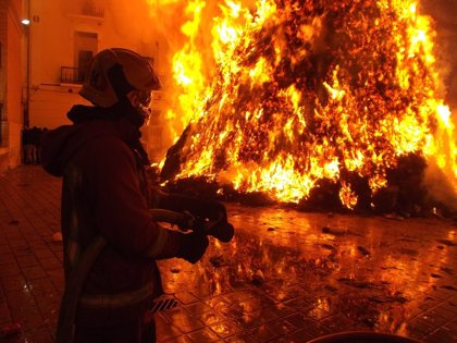 Mueren seis niños por un incendio en una casa de madera de Ciudad de México