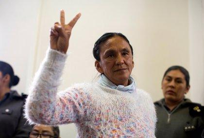 La Fiscalía argentina pide prisión preventiva para la activista indígena Milagro Sala por desvío de fondos públicos