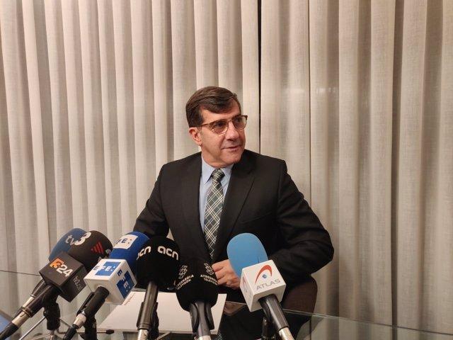 El abogado Carles Monguilod
