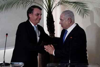 Bolsonaro y Netanyahu abogan por forjar una hermandad entre Brasil e Israel