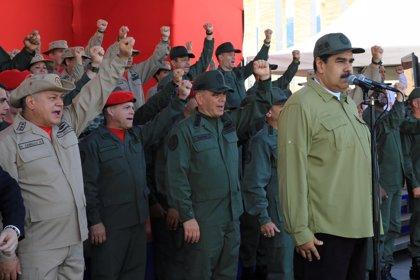 """Maduro pone en """"máxima alerta"""" a las FFAA venezolanas ante las """"conspiraciones"""" extranjeras"""