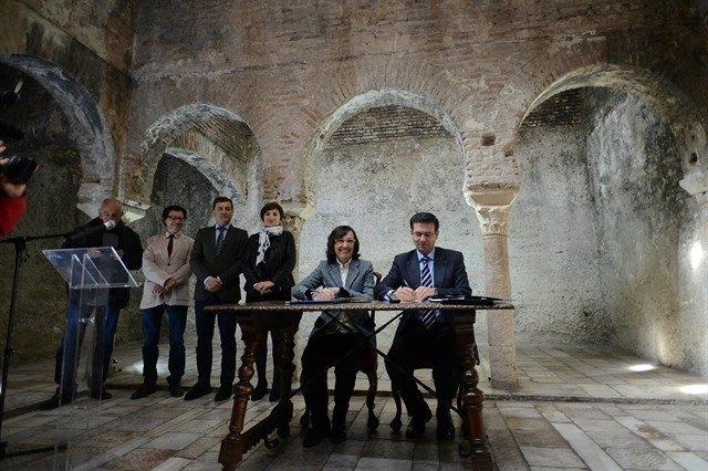 Acuerdo para la intervención en el Maristán y otros enclaves del Albaicín