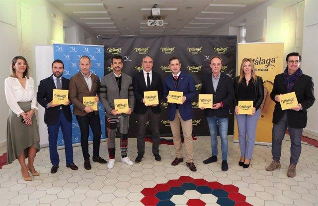 Nuevas firmas que forman parte de 'Málaga de Moda'