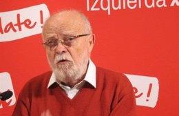 Foto del magistrado emérito José Antonio Martín Pallín