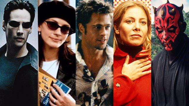 Películas que cumplen 20 años en 2019
