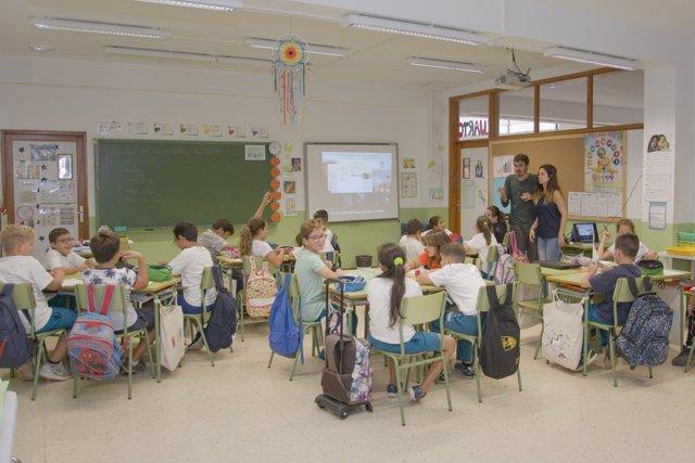 [Grupocanarias] Nota De Prensa Y Fotografías: Tea Educación
