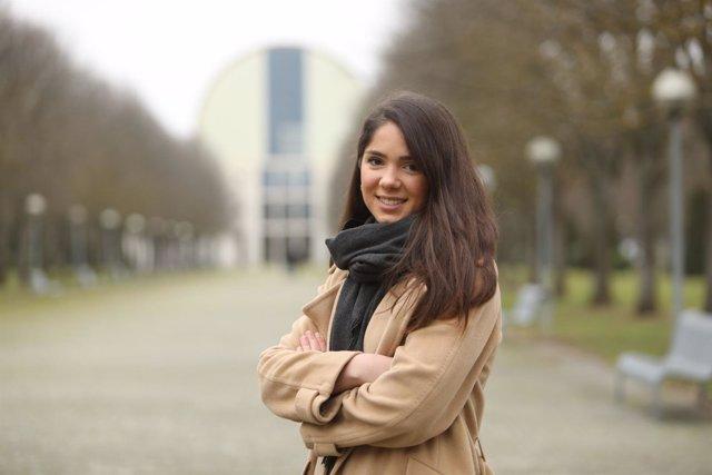Marina Arraiza, Premio Universitario Jaime Brunet 2018