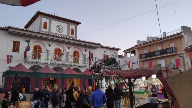 Las Gabias acoge un mercado hebreo