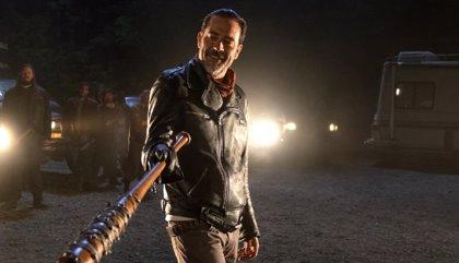VÍDEO: La primera escena de Negan en The Walking Dead, sin censura