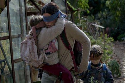 Bird Box (A ciegas) bate el récord de Bright y ya es el mejor estreno de Netflix