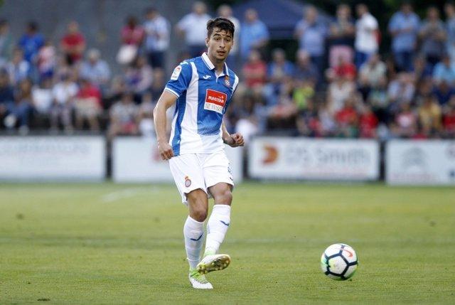 Marc Roca hereda el '21' de Dani Jarque en el RCD Espanyol