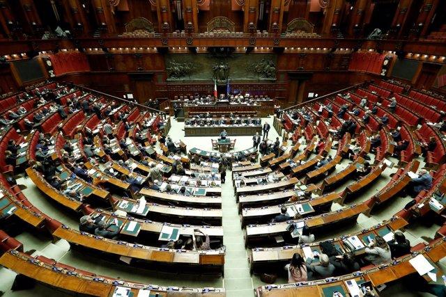 El parlamento italiano aprueba los presupuestos del for Stage parlamento italiano