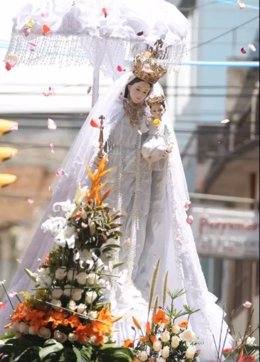 Virgen de la nube