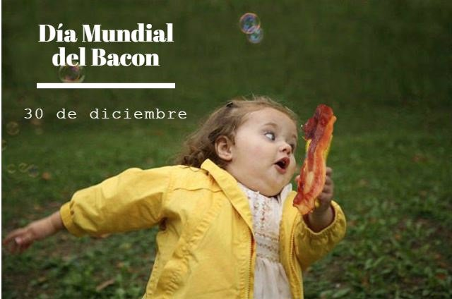 Día Mundial del Bacon