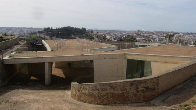 Espacio de hostelería del Fuerte de San Cristóbal de Badajoz