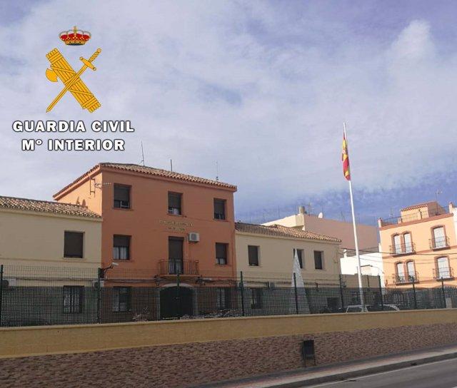 Guardia Civil de Almería