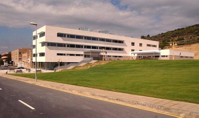 Hospital García Orcoyen de Estella