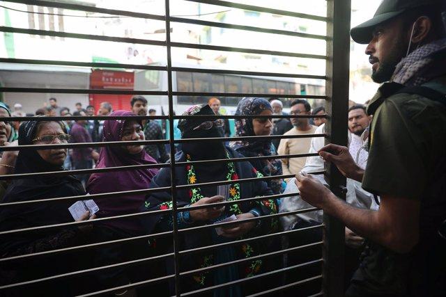 Elecciones en Bangladesh 2018