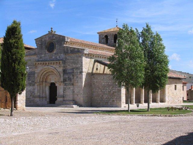 Valladolid.- Iglesia de Santa María, Wamba
