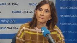 Carmen Pomar, conselleira de Educación