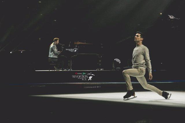 La gira 'Revolution on Ice', impulsada por el patinador español Javier Fernández