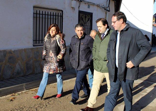 Núñez en Villar de Cañas