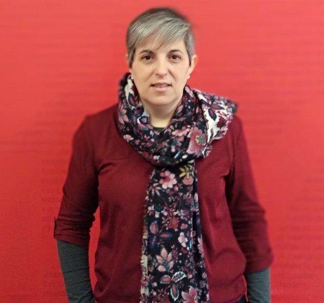 Leticia Martínez, de IU Cantabria