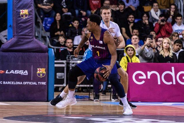 Basket: Liga Endesa - FC Barcelona Lassa v Monbus Obradoiro