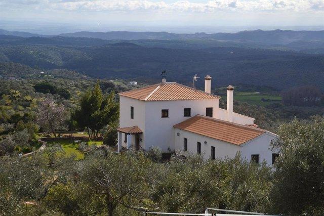 Casa rural para el turismo en la provincia de Sevilla