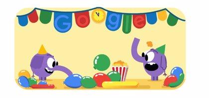 Google celebra con todos sus usuarios la llegada del año 2019