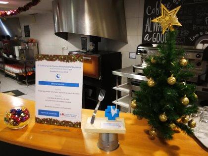 Menú 'Estrella Princesa' para los pacientes del Hospital Severo Ochoa