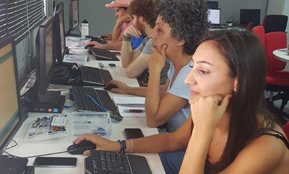 Los centros Guadalinfo superan en Málaga los 120.000 usuarios y las 10.000 actividades en 2018