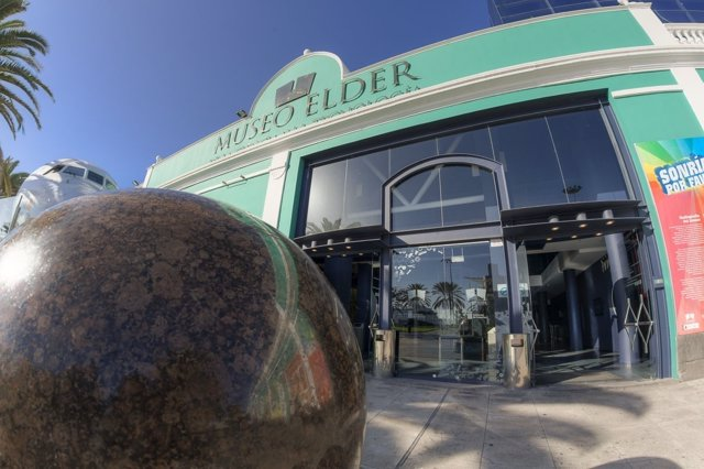 Museo Elder de la Ciencia y la Tecnología, en las Palmas de Gran Canaria