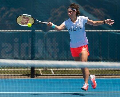 Carla Suárez, eliminada en la primera ronda de Brisbane