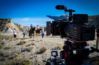 Almería y los espacios naturales acumulan más de 70 rodajes con películas internacionales en 2018