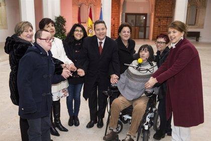 """Page cree que la mayoría de ciudadanos de C-LM """"entienden y apoyan"""" su defensa de España y de igualdad de oportunidades"""