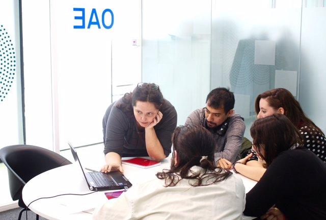 Oficinas de Barcelona Activa