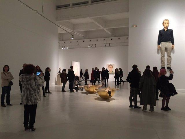 Exposición del CAC
