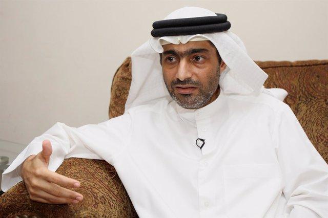 El activista emiratí Ahmed Mansur.