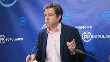 """PP ve """"electoralista"""" que Page hable de presentar los presupuestos de C-LM después de las elecciones de mayo"""