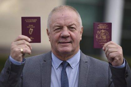 Casi 200.000 ciudadanos de Reino Unido han solicitado el pasaporte de Irlanda en 2017 ante la inminencia del Brexit