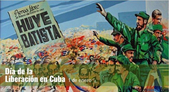 Día de la revolución cubana
