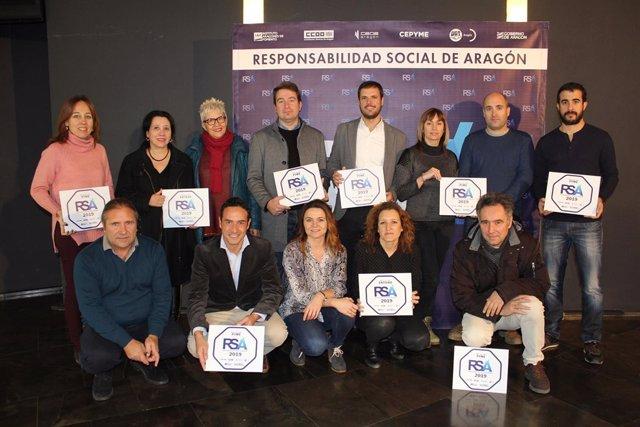 El CEDER Monegros ha acreditado a 12 nuevas empresas.