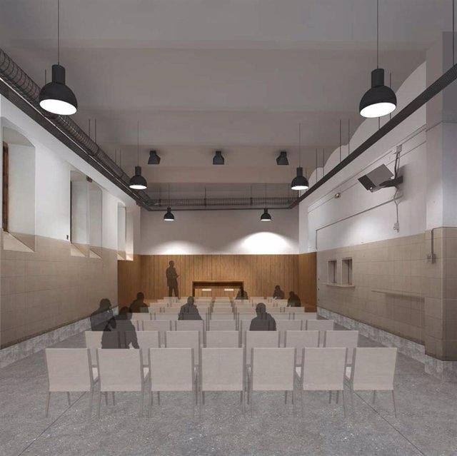Proyecto de nuevo auditorio de La Model